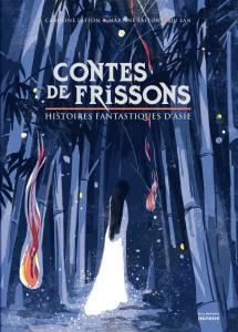 Couverture de l'ouvrage Contes de frissons
