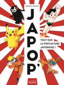 Couverture de l'ouvrage Japop'