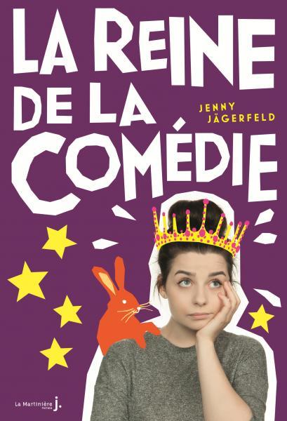 Couverture de l'ouvrage La Reine de la comédie