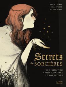 Couverture de l'ouvrage Secrets de sorcières