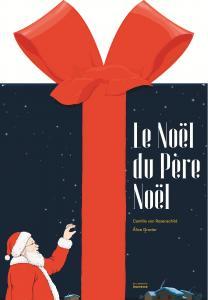 Couverture de l'ouvrage Le Noël du Père Noël