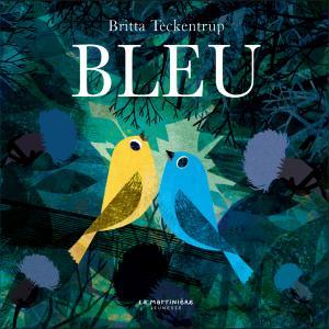 Couverture de l'ouvrage Bleu