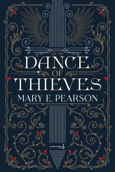 Couverture de l'ouvrage Dance of Thieves
