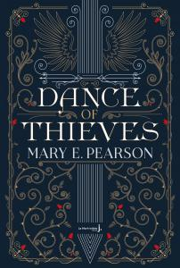 Couverture de l'ouvrage Dance of Thieves