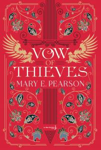 Couverture de l'ouvrage Vow of Thieves