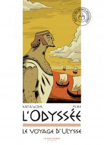 Couverture de l'ouvrage L'Odyssée