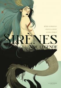 Couverture de l'ouvrage Sirènes de légende
