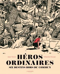 Couverture de l'ouvrage Héros ordinaires