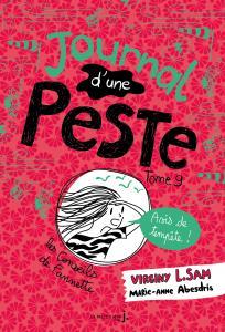Couverture de l'ouvrage Journal d'une Peste, tome 9
