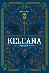 Couverture de l'ouvrage Keleana, tome 4