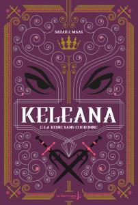 Couverture de l'ouvrage Keleana, tome 2