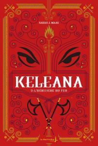 Couverture de l'ouvrage Keleana, tome 3