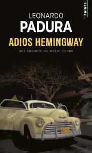 couverture Adios Hemingway