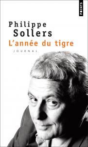 couverture L'Année du Tigre