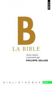 Couverture de l'ouvrage La Bible