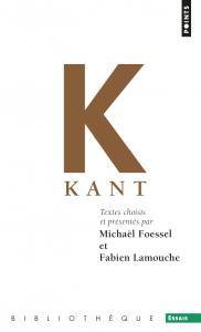 Couverture de l'ouvrage Kant