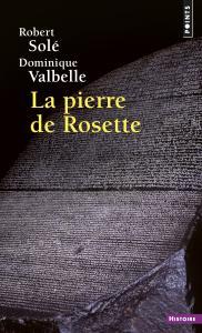 La Pierre de Rosette