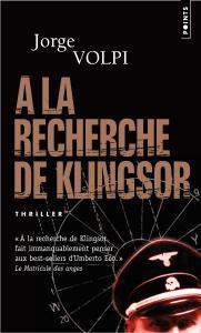 couverture A la recherche de Klingsor