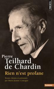 Couverture de l'ouvrage Pierre Teilhard de Chardin