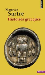 Couverture de l'ouvrage Histoires grecques