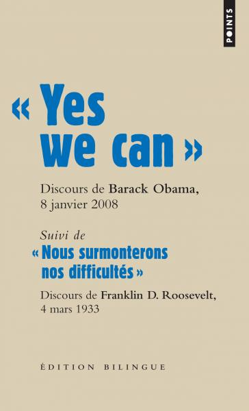 « Yes we can »