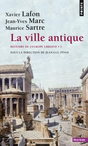 Couverture de l'ouvrage La Ville antique