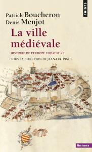 Couverture de l'ouvrage La Ville médiévale
