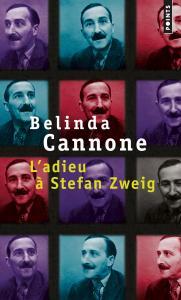 couverture L'Adieu à Stefan Zweig