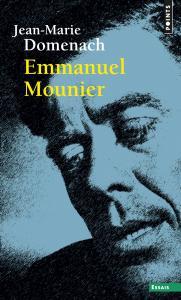 Couverture de l'ouvrage Emmanuel Mounier
