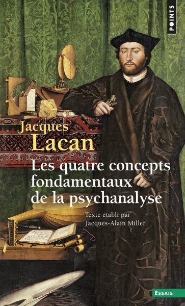 Resultado de imagen para Les quatre concepts fondamentaux de la psychanalyse