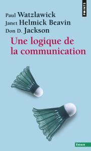 Couverture de l'ouvrage Une logique de la communication
