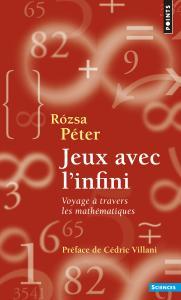 Couverture de l'ouvrage Jeux avec l'infini