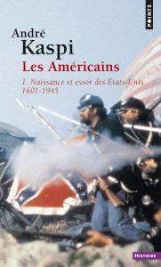 Couverture de l'ouvrage Les Américains