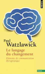 Couverture de l'ouvrage Le Langage du changement