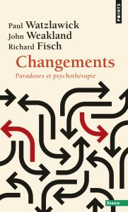 Couverture de l'ouvrage Changements