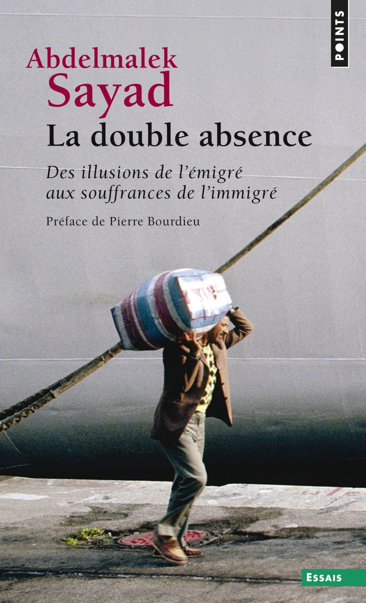 """Résultat de recherche d'images pour """"la double absence sayad"""""""