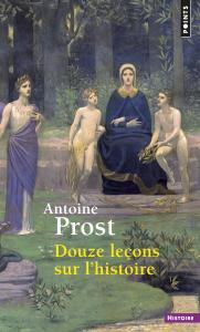 Couverture de l'ouvrage Douze leçons sur l'histoire