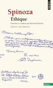 Couverture de l'ouvrage Éthique