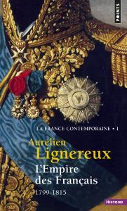 Couverture de l'ouvrage L'Empire des Français