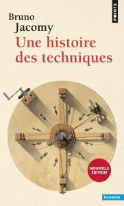 Couverture de l'ouvrage Une histoire des techniques