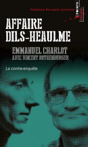 couverture Affaire Dils-Heaulme