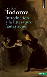 Couverture de l'ouvrage Introduction à la littérature fantastique