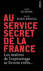 couverture Au service secret de la France