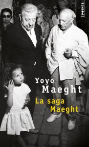 couverture La Saga Maeght