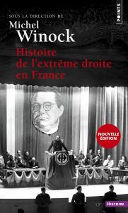 Couverture de l'ouvrage Histoire de l'extrême droite en France