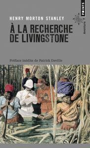 couverture A la recherche de Livingstone