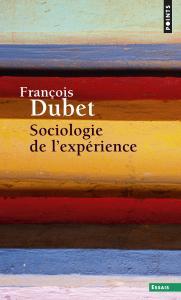 Couverture de l'ouvrage Sociologie de l'expérience