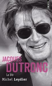 couverture Jacques Dutronc, la bio