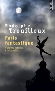 couverture Paris fantastique