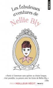 couverture Les Fabuleuses Aventures de Nellie Bly